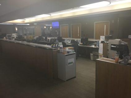 41 ICU desk