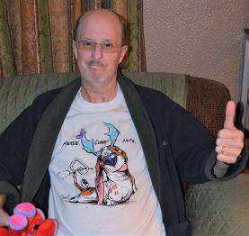 45 Basselope shirt